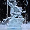42  G Ice Sculpture Man V