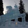 57  G Ice Sculpture Train
