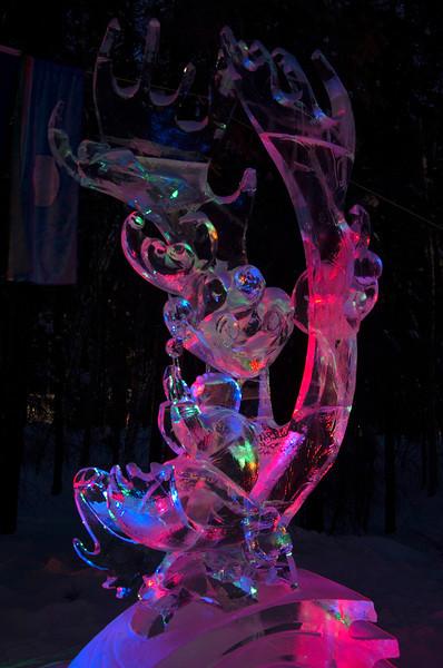 142  G Ice Sculpture Night V