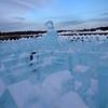 114  G Ice Sculpture Maze