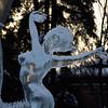 79  G Ice Sculpture Woman Nip