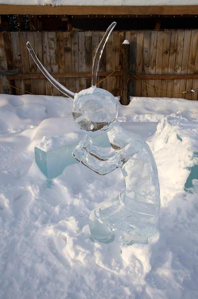 18  G Mantis Ice V