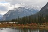 Mt Rundle, Canadian Rockies