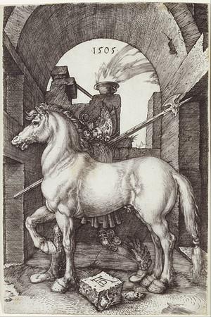 Albrecht_Dürer_-_The_Small_Horse_-_Google_Art_Project