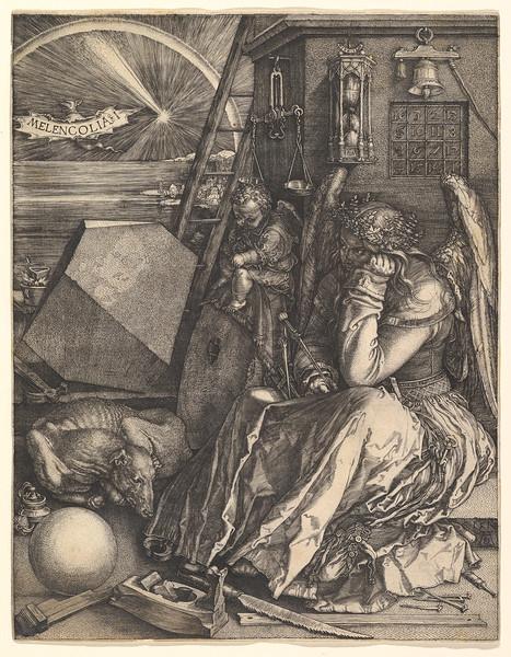 Melencolia  1514