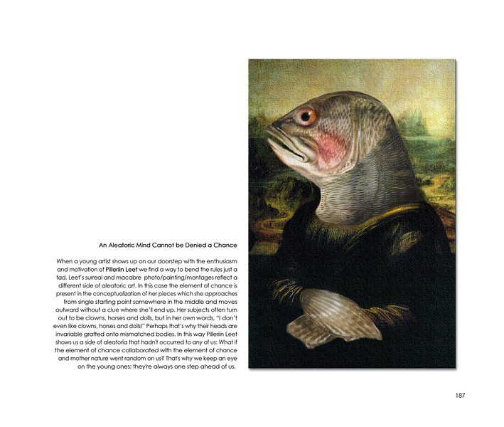 "Mona Fish by Pilleriin Leet <a href=""http://pillrii.com/gallery"">http://pillrii.com/gallery</a>"