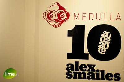 Alex Smailes 10 2002-2012