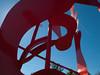 "a11 Alexander Liberman, ""Aria"", Painted Steel, 1979-1983.<br /> <br /> Frederik Meijer Gardens and Sculpture Park,<br /> Grand Rapids, Michigan,<br /> October 7, 2010"