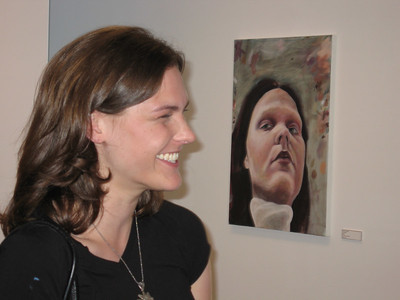 Alissa's Gallery Opening