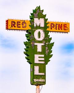 Red Pine Motel