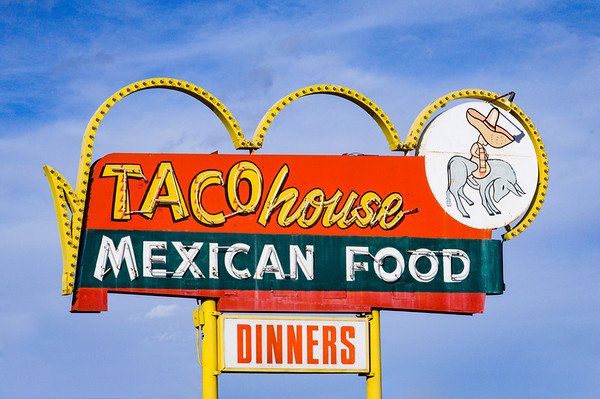 Taco House Mexican Food