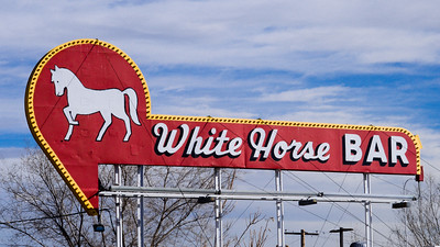 White Horse Bar