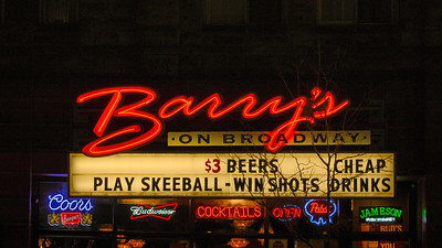 Barry's on Broadway
