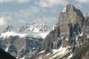 glaciers at canadian rockies