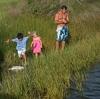 fishin with kiddos at galveston bay