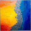 Wall of Depression with ColorChecker Profile, exposure 1