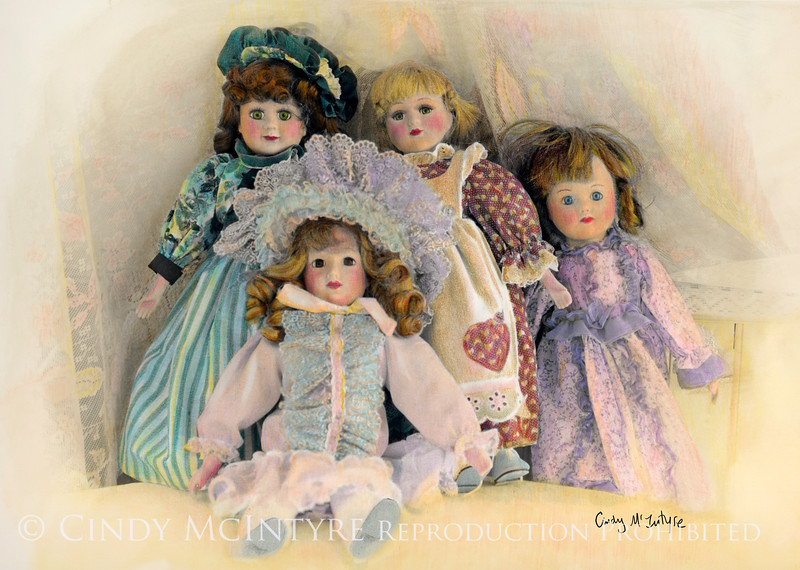 Hello Dollies - American Girl dolls