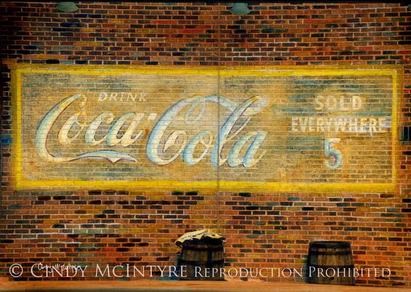Sold Everywhere - Coca-Cola sign, Chicago