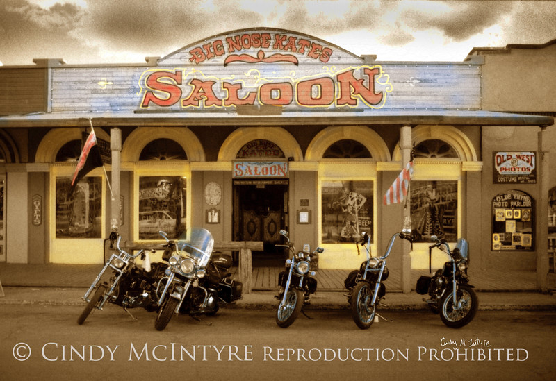 Iron Horses, Tombstone, Arizona