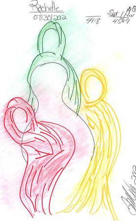 Angel Art 07 July 2012