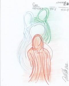 Angel Art - March 2013