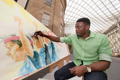 Aniekan Udofia, Olympics
