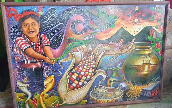 Inocencia, raíces y cultura