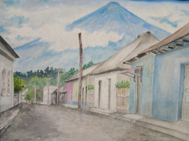 Calle de Tolimán