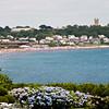 Eastons Beach as seen from The Chanler, NEWPORT RI