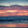 Sunset on Gooseberry Beach, NEWPORT RI