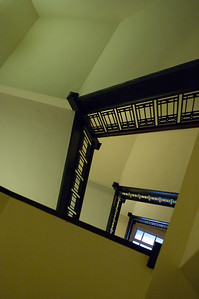 Masonic Building Stairway (2-5-08)-1