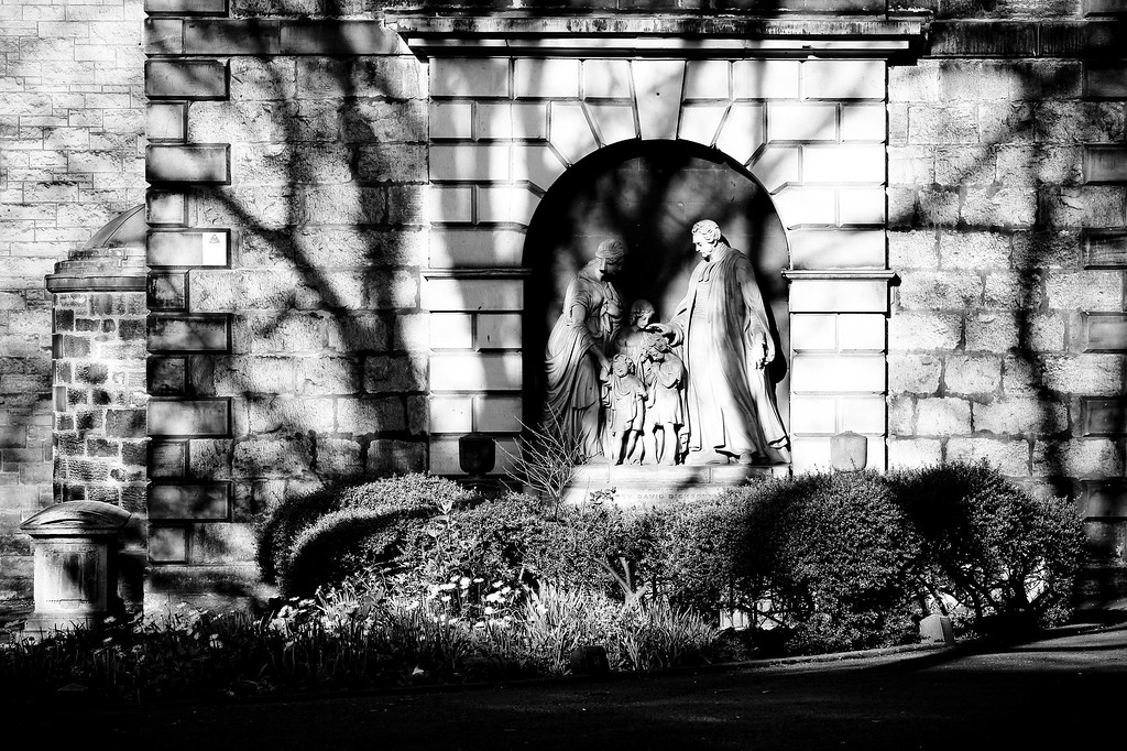 18th Century Church<br /> Edinburgh, Scotland March 2012<br /> Canon 5D MkII + 24-70 F2.8L