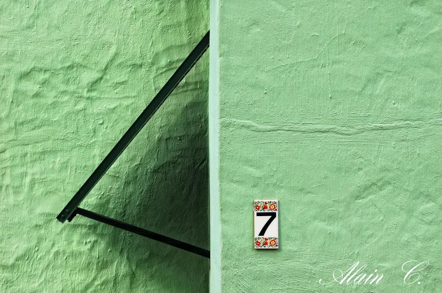 Window # 7 and shutter