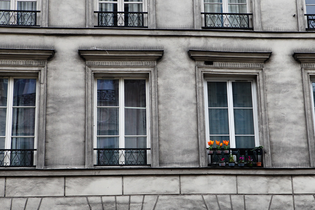 Paris Apartments <br /> February 2012