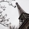 Eifeltårnet - Paris - Februar 2013