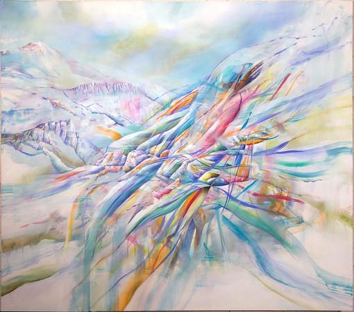 Arngunnur Paintings 3.14.17