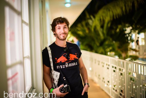 Art Basel Miami Beach 2014.  Photo by Ben Droz.