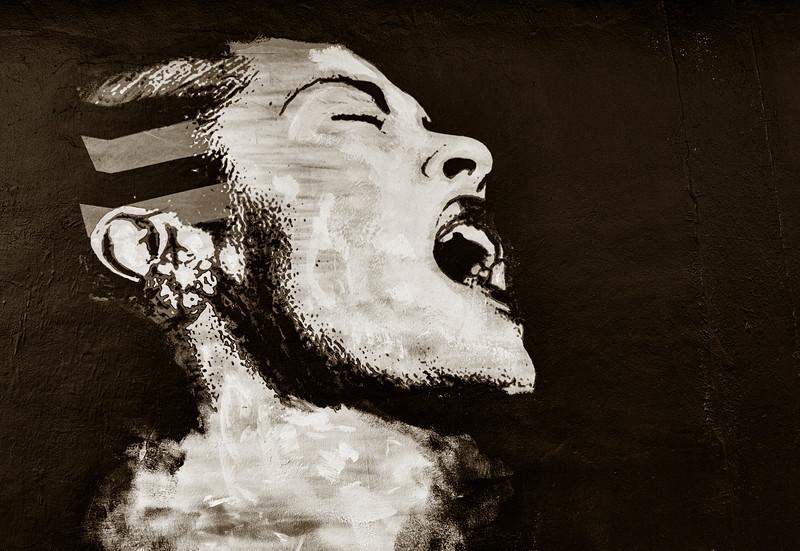 Billy Holiday, Art Basel Miami 2012