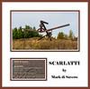 ID montage for Scarlatti by Mark di Suvero