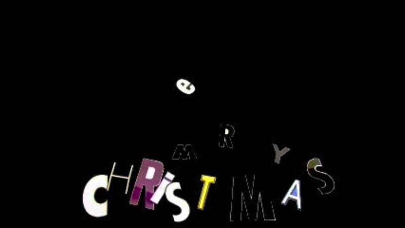 A&D Christmas Card 2009