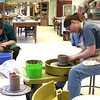 Ceramic class offered each semester.
