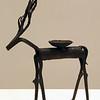 Sculpture class offered each semester. Small bronze piece