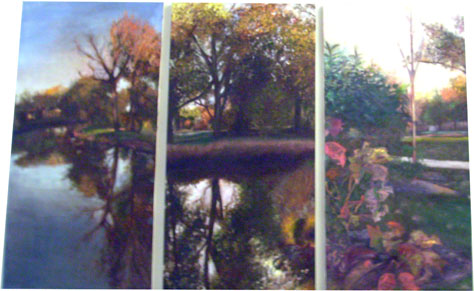 Painting Offered Fall, Spring and Summer
