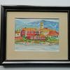 1 Bevano, Italy - watercolor, 8x10 . $75