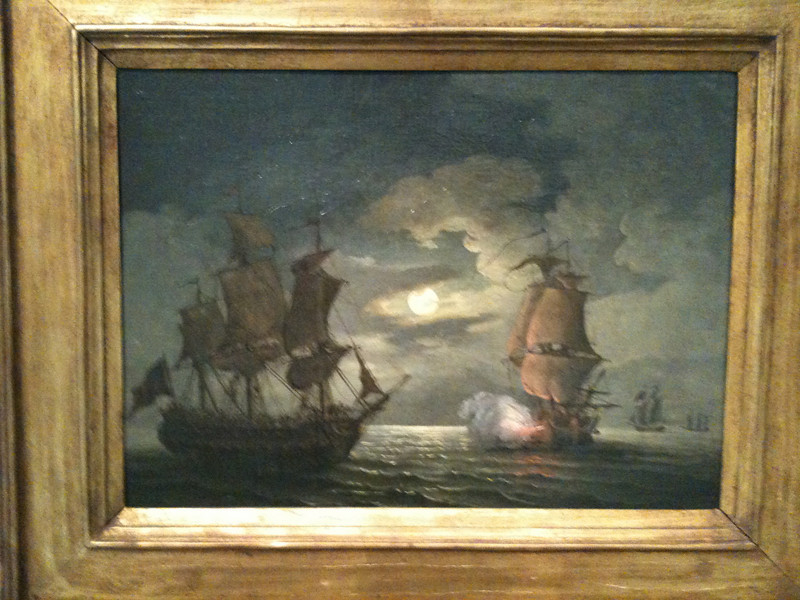Some photos from the Peabody Essex Museum.