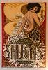 Shuga's Restaurant Poster