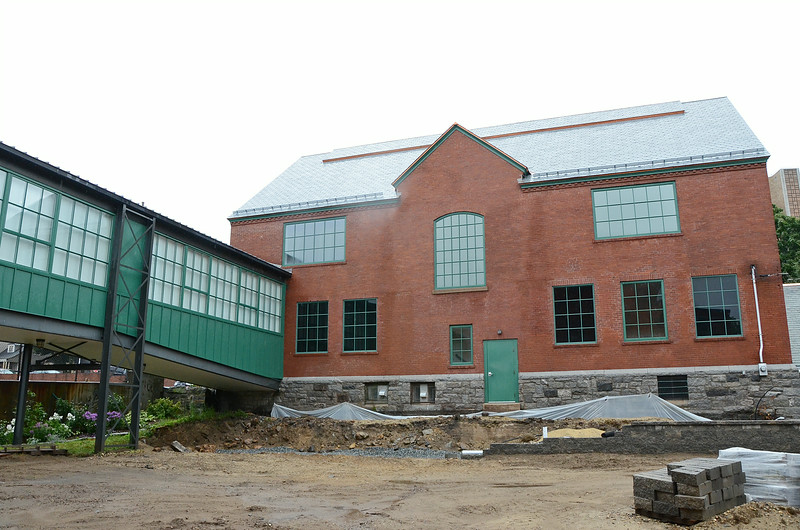 The Fitchburg Art Museum was awarded $140,000 grant from the Massachusetts Cultural Facilities Fund to update and modernize parts of the museum. The grant was awarded by the Massachusetts Cultural Council.Pictured is the newly restored Merriam Parkway Building at the Fitchburg Art Museum. SENTINEL & ENTERPRISE / Ashley Green