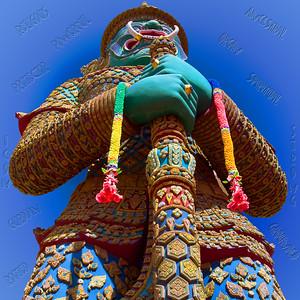 Yak Buddhist Protector