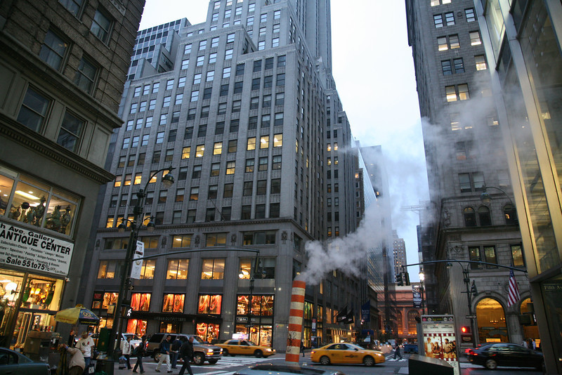 Streets of Manhattan, NYC