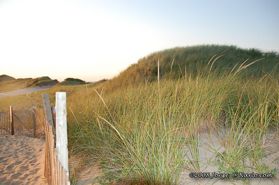 National Seashore Dune Series